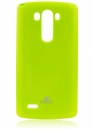 Futerał Mercury Jelly Case LG G3 mini limonka